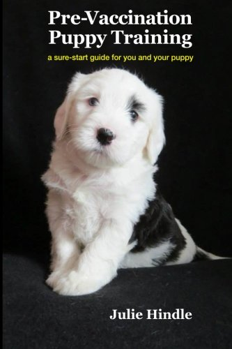 Pre Vaccination Puppy Training sure start guide product image