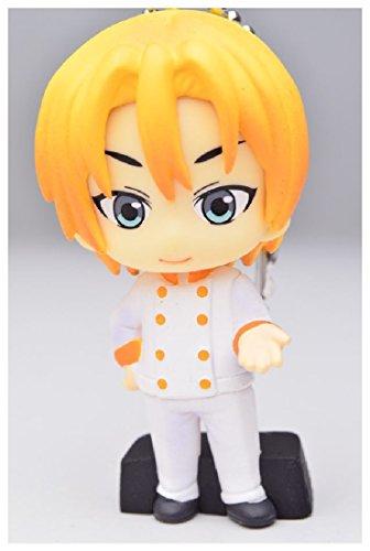 Price comparison product image Food Wars! Shokugeki no Soma: Takumi Mascot Figure Keychain ~ Takumi Aldini