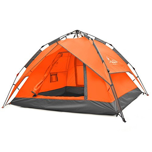 Mountaintop Watreproof 3 Season Tents for Camping/2 Person Camping Tent/Backpacking Tents with Carry Bag [並行輸入品] B07DVQ6J2N