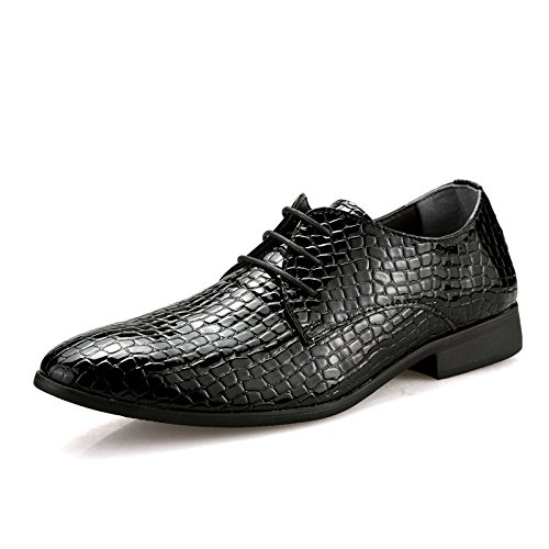 Black Respirant Haricots Chaussures Paresseux Casual Chaussures Fond Business Homme Ronde Pointy Souple Oxford Tête Chaussures Net pwqZ14
