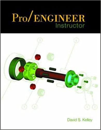 Pro/Engineer Instructor: With Quick Reference Insert Card (The Mcgraw-Hill Graphics Series)
