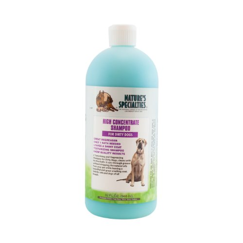 - Nature's Specialties Hicon Dirty Dog Shampoo, 32-Ounce