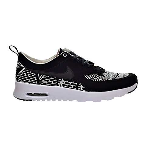 Zapatillas Nike Air Max Thea Lotc Qs New York City Negro / Blanco 847072-001