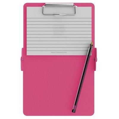 (Pink Mini ISO Clipboard)