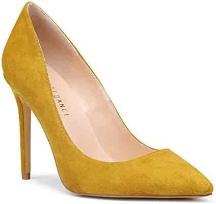 37b48f536a08a Shopping 12.5 - Yellow - 1 Star & Up - Pumps - Shoes - Women ...