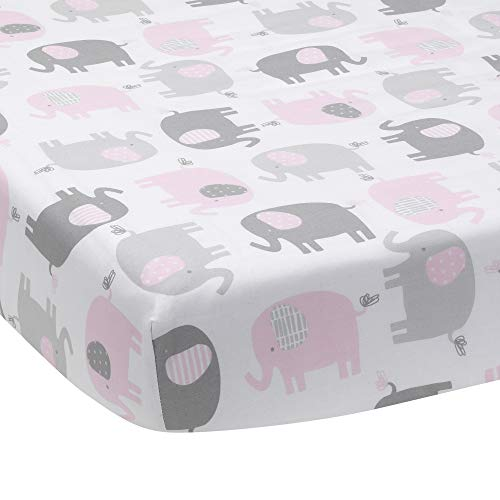 - Bedtime Originals Eloise Fitted Crib Sheet