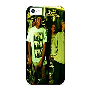 Living Poet Case Cover For Iphone 5c Ultra Slim Case Cover