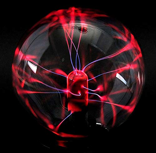 Plasma Ball Lightning Sphere Party USB Operated by PowerTRC
