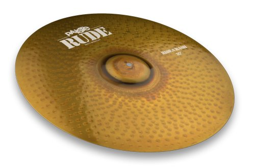 Paiste Rude Cymbal Ride Crash 20-inch - Paiste Cymbal Ride