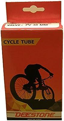 Camara de Aire para Rueda de Bicicleta 27.5 x 1.9 a 2.25 Fina Presta 48mm 6300: Amazon.es: Deportes y aire libre