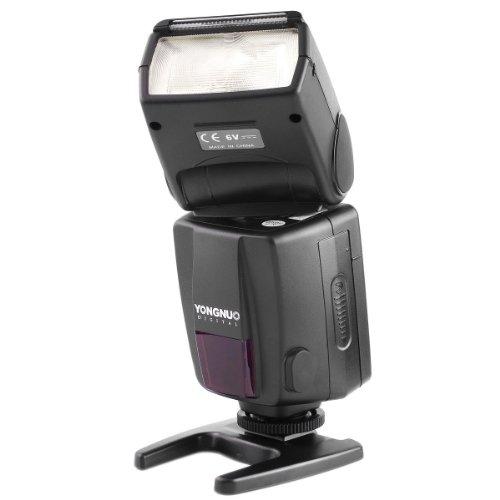 Neewer YN-468 II TTL ITTL Flash Speedlite For Nikon D7000 D5100 D5000 D3100 Hの商品画像