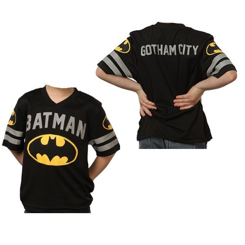 De Batman 4 Enfants Jersey Age Football q5AvO