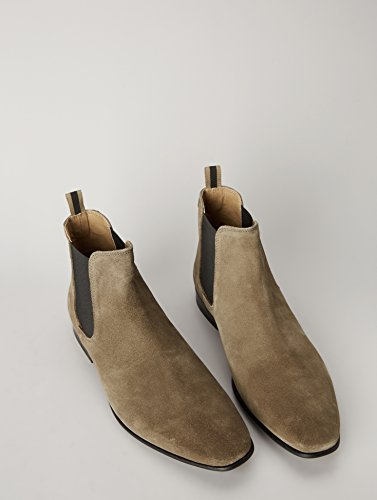 Chelsea Homme stone Albany Marron Find Formal Bottes qwa760