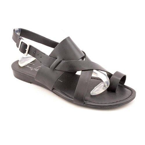 Gia Sarto Black Sandal Women's Franco EHqn7wUU
