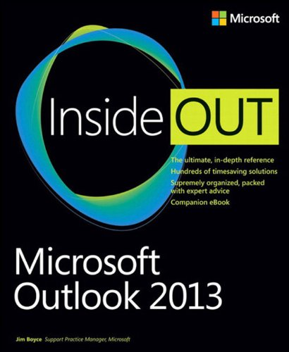 Microsoft Outlook 2013 Inside Out Pdf