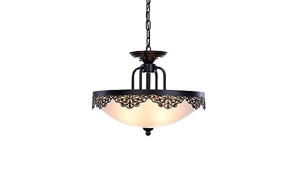 Las lámparas colgantes Vintage nórdico simple lámpara Salón ...