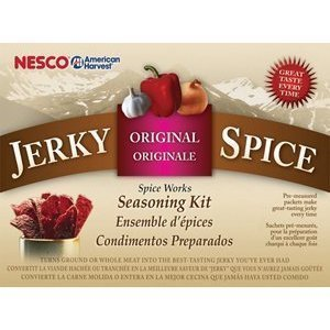Nesco BJ-18 Jerky Spice Works, Original Flavor, 18-Pack