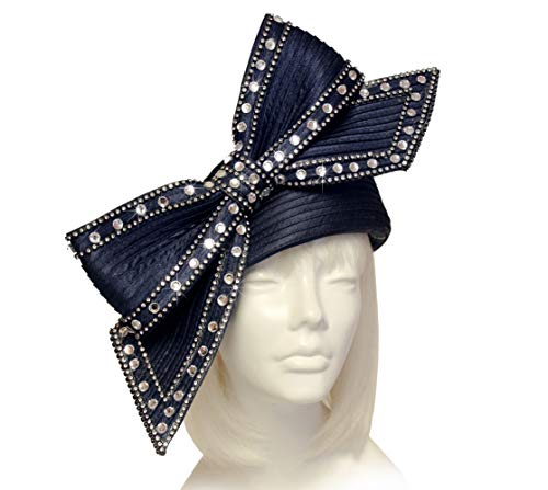 794fb6ac42a08 Mr Song Millinery Authentic President Obama's Inauguration Ceremony Bow Hat  Inaugural II