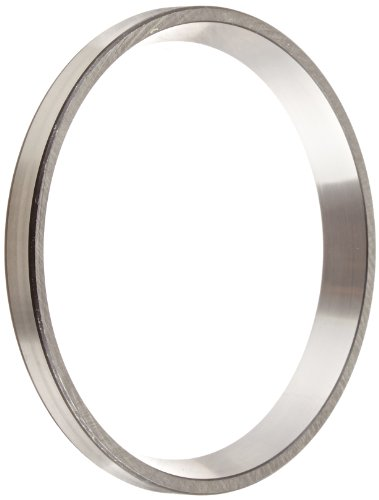 Timken 37625 Tapered Roller Bearing, Single Cup, Standard Tolerance, Straight Outside Diameter, Steel, Inch, 6.2500