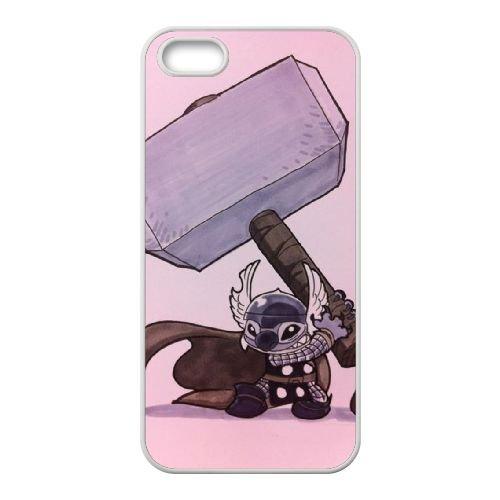 S2Q25 Lilo & Stitch J9M4IL coque iPhone 4 4s cellule de cas de téléphone couvercle coque blanche SG2SPN1LC