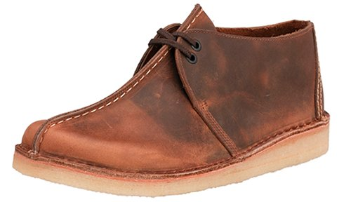 Clarks Originals Men's Desert Trek Oxford,Beeswax ,8.5 M