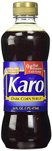 Water Corn Syrup - Karo Dark Corn Syrup, 16 fl. oz.