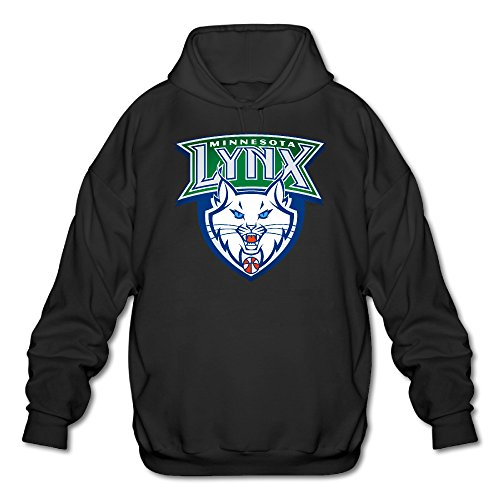 Mason Holstein Minnesota Lynx Men's Funny Hoodie Coat Black