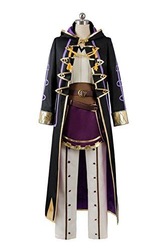 Avatar Female Costumes (Fire Emblem Awakening Avatar Robin Reflet Daraen Cosplay Costume Medium)
