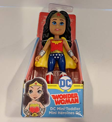 - DC Mini Toddler Super Hero Girls Wonder Woman 3