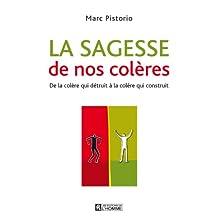 La sagesse de nos colères: De la colère qui détruit à la colère qui construit (French Edition)