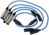 NGK RC-VWC031 Spark Plug Wire Set