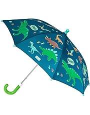 "Stephen Joseph Kids' Color Changing Umbrella, SHARK, 23""X28"