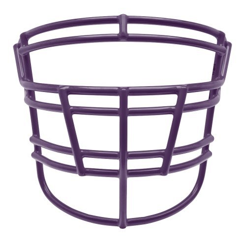 Schutt Sports SRJOP-DW-XL Super Pro Stainless Steel Varsity Football Faceguard Purple [並行輸入品] B072Z73S61
