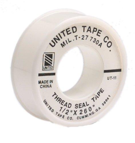 united-tape-ut-11-1-2-x-260-teflon-thread-sealing-tape