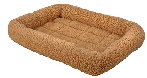 Four Paws K-9 Cocoa Keeper Sleeper Dog Crate Pad, 41.5
