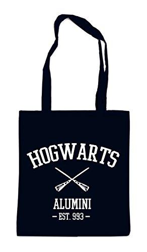 Hogwarts Alumini Bag Black Certified Freak