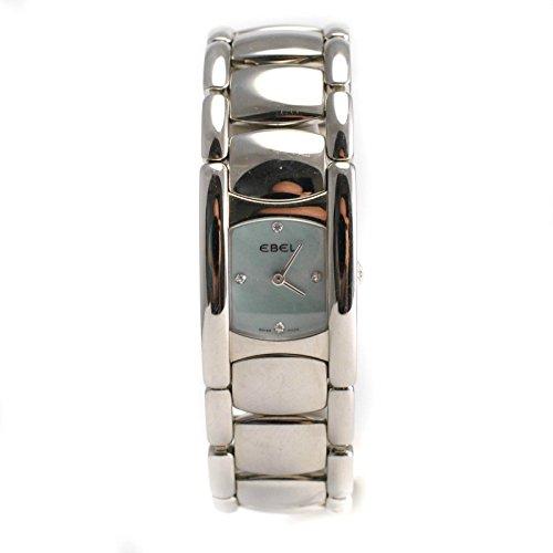 Ebel Beluga quartz womens Watch 9057A21 (Certified Pre-owned) by EBEL