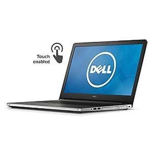Dell Inspiron 15 5000 Flagship 15.6-inch HD Touchscreen Laptop, 5th Gen Intel Core i7-5500U, 8GB RAM, 1TB HDD, DVDRW, HDMI, Bluetooth, Backlit Keyboard, HD Webcam, Windows 10 with MaxxAudio