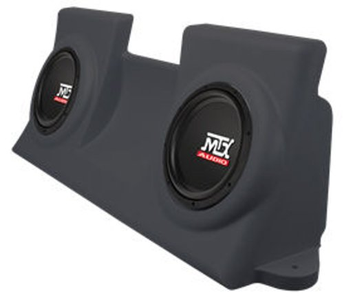 Bbox A134-10CPV Single 10 Vented Carpeted Subwoofer Enclosure Fits 2014-2017 Chevrolet//GMC Silverado//Sierra Extended Cab