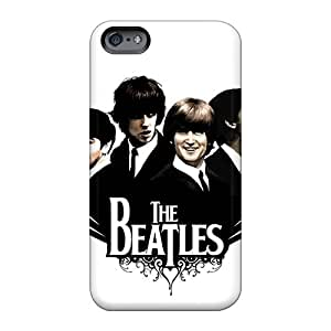 Great Hard Cell-phone Cases For Apple Iphone 6 Plus (MDN1039iBHM) Allow Personal Design Stylish The Beatles Band Pictures