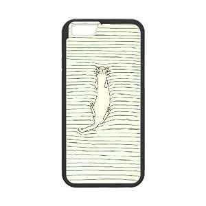 """kimcase Custom Cat Case Cover for iPhone6 Plus 5.5"""""""