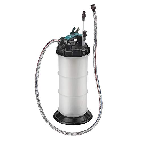 OEMTOOLS 24937 Pneumatic/Manual Fluid Extractor 1.5 Gallon (6L) by OEMTOOLS (Image #1)