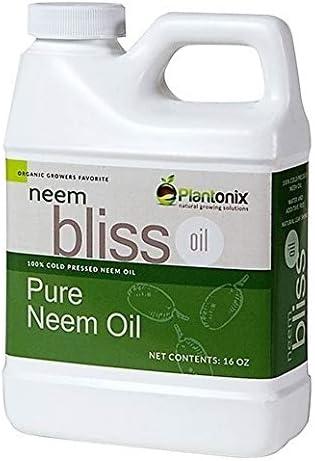 Organic Neem Bliss 100% Pure Neem Seed Oil