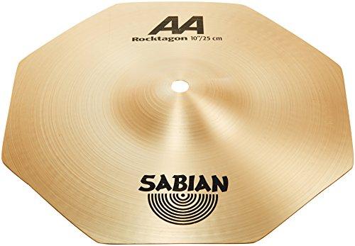 Sabian 10-inch Rocktagon AA Cymbal