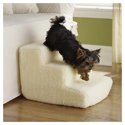 Foam Pet Stairs Size: 3 Step by PetStairz