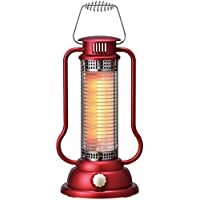 APIX Mini Halogen Heater (300W) AMH-386-RD (Antique Red)【Japan Domestic genuine products】