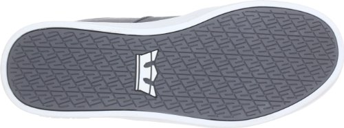 Supra STACKS S44022 - Zapatillas de deporte de ante para hombre Gris (Grau (CHR))