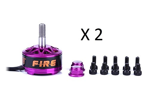 Photo - 65drones DYS Fire 22062300KV 3-4S Brushless Motor - set of 2 CW