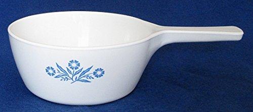 Corning Ware Cornflower Blue Menuette Pan/Skillet / No Lid ( 1 1/2 Pint ) ( P-82-B )