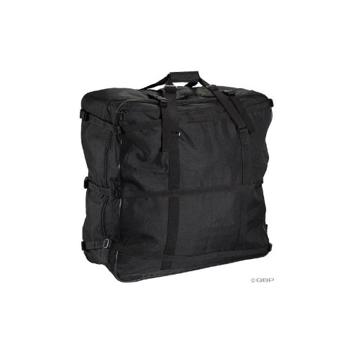 S & S S&S Backpack Travel Case, Black by S & S